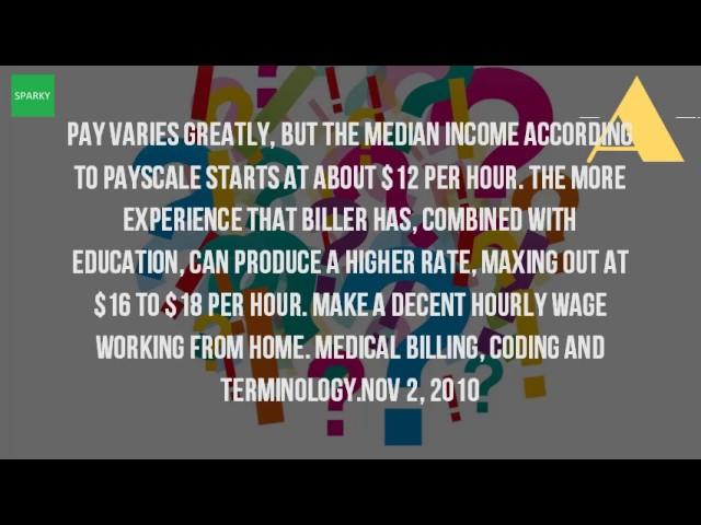 How Much Do Medical Billing Jobs Pay?