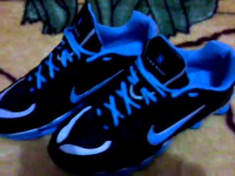 Tênis Nike 12 Molas TLX e comentário Puma Disc. - YouTube