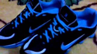 Tênis Nike 12 Molas TLX e comentário Puma Disc.