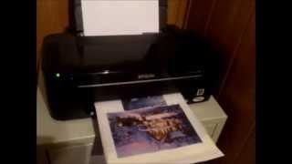Декупаж. Как на салфетке напечатать нужный рисунок(, 2012-12-27T10:22:52.000Z)