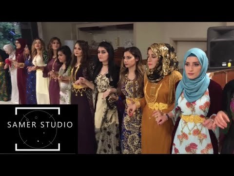 Kurdish Wedding in New York 8-28-2016 (Isam Zaxoyi & Hawar Mikael)