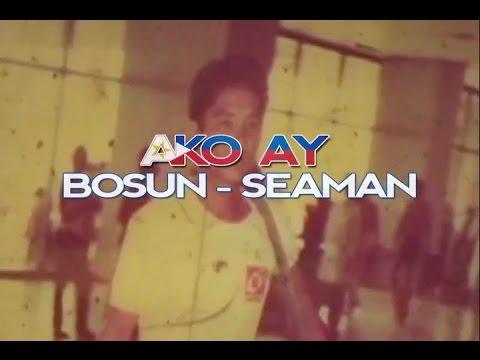 OFWLIFE.PH: Ako ay Bosun - Seaman!