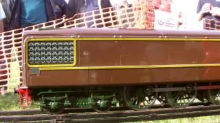 GT3 Large scale model Gas Turbine locomotive