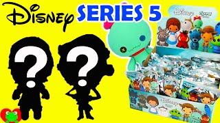 Disney Figural Key Rings Series 5 with Scrump, Belle, and Exclusives