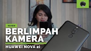 REVIEW HUAWEI NOVA 2i INDONESIA!