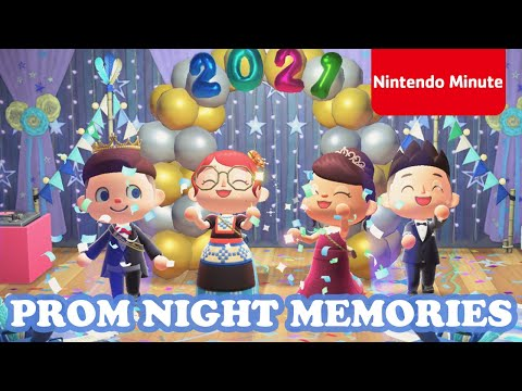 Animal Crossing: New Horizons Prom Night w/ @kungfufruitcup and @StephenPlays​ |