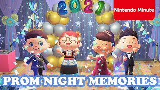 Animal Crossing: New Horizons Prom Night w/ @kungfufruitcup and @StephenPlays​