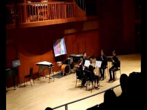 Quintet for Winds by Samarth Srinivasan