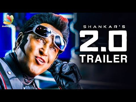 2.0 Trailer Release Date | Rajinikanth, Shankar | Hot Tamil Cinema News