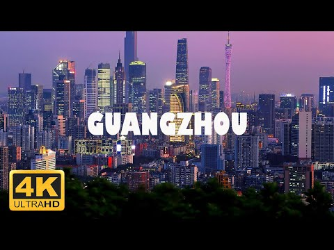 Guangzhou, China 🇨🇳 [4K]