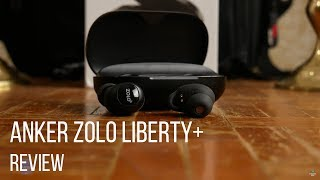 Anker Zolo Liberty+ wireless earbuds Review