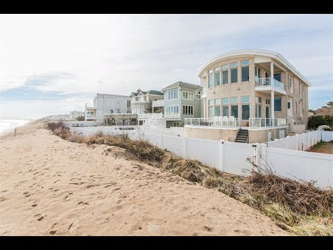 Sensational Oceanfront Home In Virginia Beach, Virginia