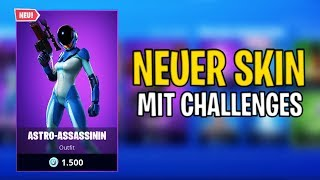 FORTNITE DAILY ITEM SHOP 8.9.19 | ASTRO SKIN IS HERE!!