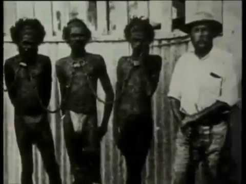 Aboriginal Documentary - THE TRUE HOLOCAUST AND GENOCIDE OF THE AUSTRALIAN ABORIGINES Part 2