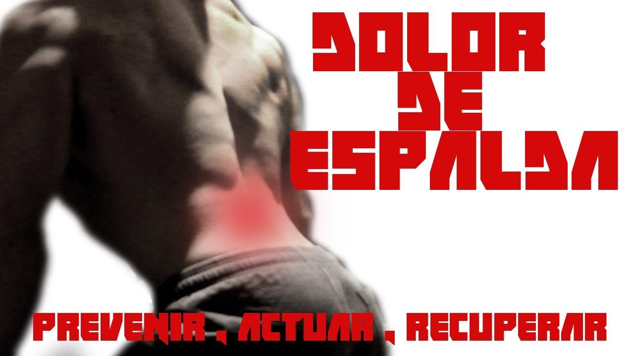 Bajar de peso por dolor de espalda