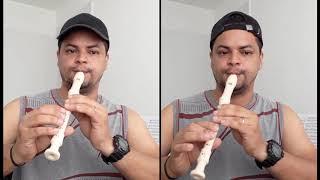 Flauta doce Yamaha YRS - 24B