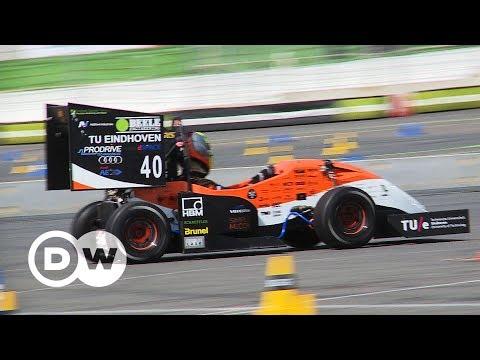 We want you! Formula Student Germany 2018 | DW Deutsch
