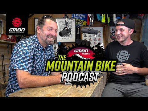 The GMBN Podcast Ep.14 | The Future Of Mountain Bikes With Chris Porter