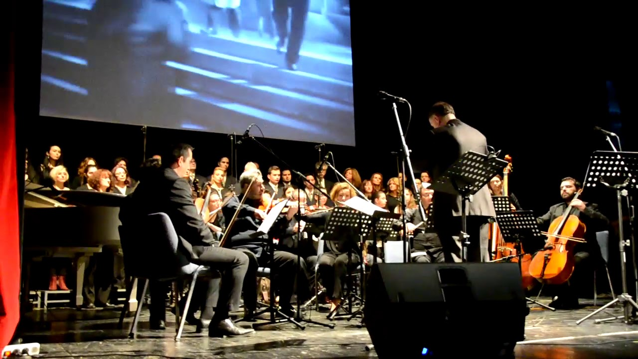 «Αναμνήσεις από το χθες και το σήμερα» συναυλία – αφιέρωμα στον Ελληνικό κινηματογράφο