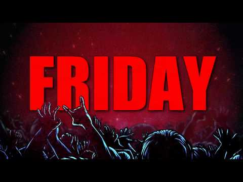 Woe, Is Me - Last Friday Night (T.G.I.F.) Lyric Video - Punk Goes Pop 4