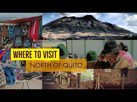 Ecuador - Exploring North of Quito