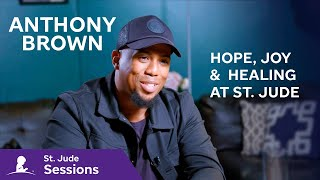 Anthony Brown Finds His Blessings on Blessings | St. Jude All Access