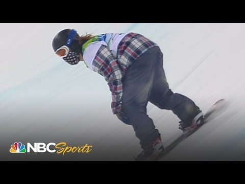 Vancouver 2010: Shaun White Gets 'Twisted' on Winning Run | NBC Sports