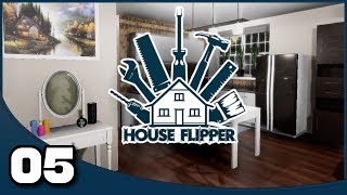 Welsknight & Wifey Play House Flipper - Ep. 5: A New Home & Office