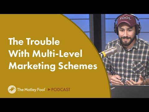 The Trouble With Multilevel Marketing Schemes