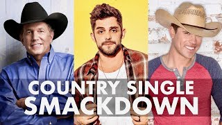 SINGLE SMACKDOWN: George Strait vs. Thomas Rhett vs. Dustin Lynch