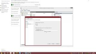 Windows: Port freigeben