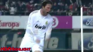 Mallorca vs Real Madrid 1-2 All Goals and Highlights 14/1/12