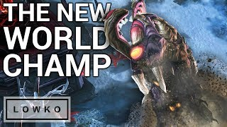 StarCraft 2: NYDUS WORM Whack-A-Mole!