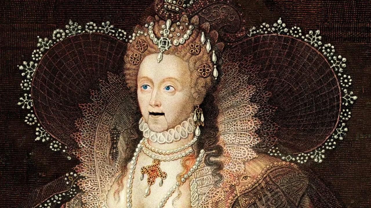 how to draw a tudor portrait