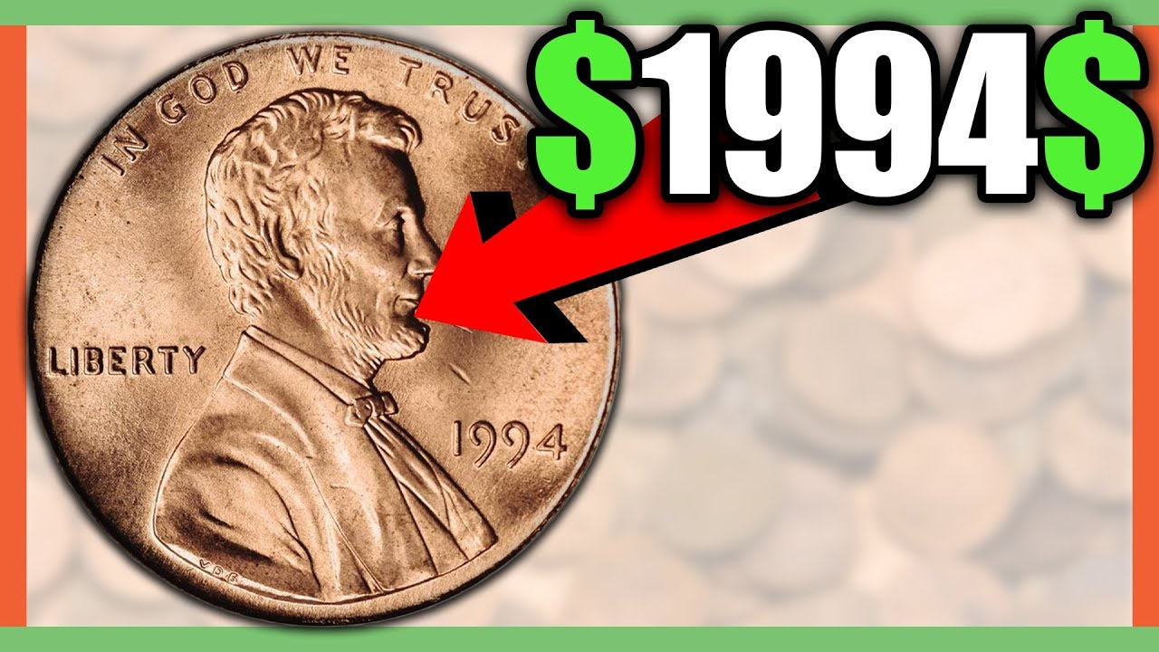WHAT IS A 1994 PENNY WORTH? RARE PENNIES WORTH MONEY!!