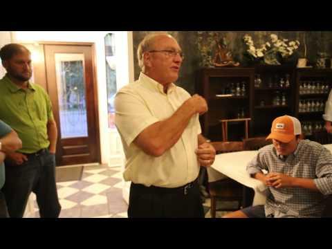 Randy Bosarge upsets incumbent John McKay in Jackson County