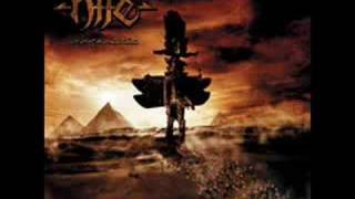 Nile - Papyrus Containing Spell