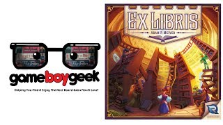 Ex Libris Review with the Game Boy Geek