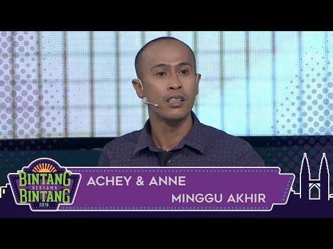Achey & Anne | Bintang Bersama Bintang Akhir