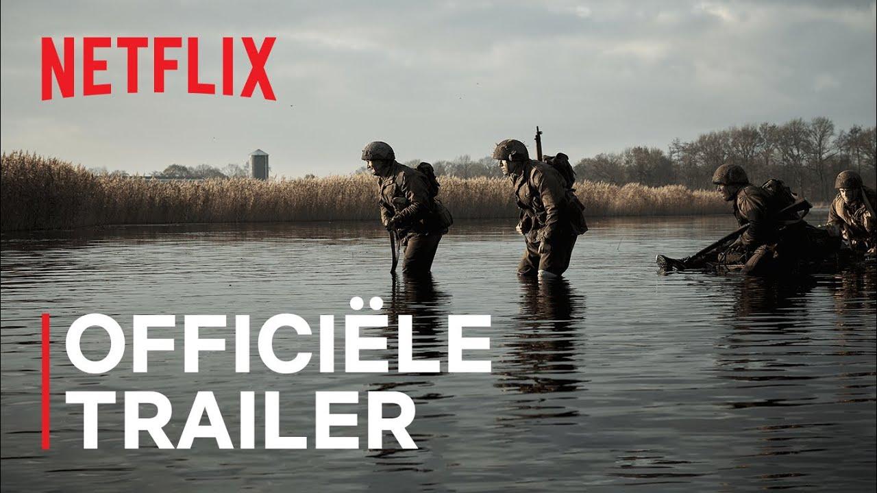 De Slag om de Schelde | Officiële trailer | Netflix