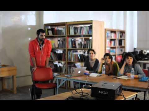 Gino Raidy at The Social Media for Fashion Seminar
