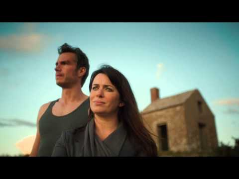 James D´Arcy and Eve Myles on