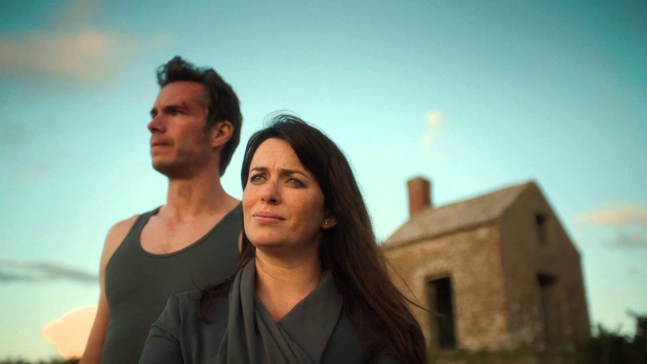 """Download James D´Arcy and Eve Myles on """"Broadchurch"""", deleted scene ep. 6."""