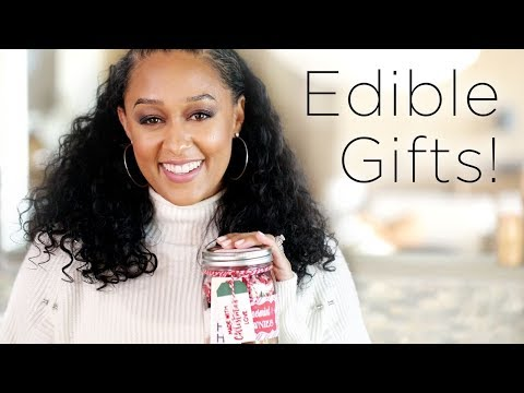 Tia Mowry's DIY Mason Jar Gifts For The Holidays   Quick Fix