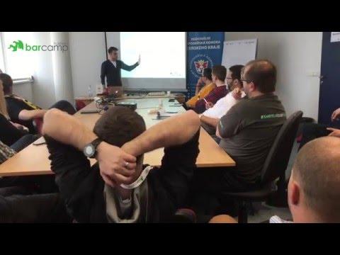 Plzeňský Barcamp 2016 - Petr Svoboda: Open-source jako řešení e-commerce krize