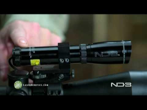 Laser Genetics Alternative To Night Vision