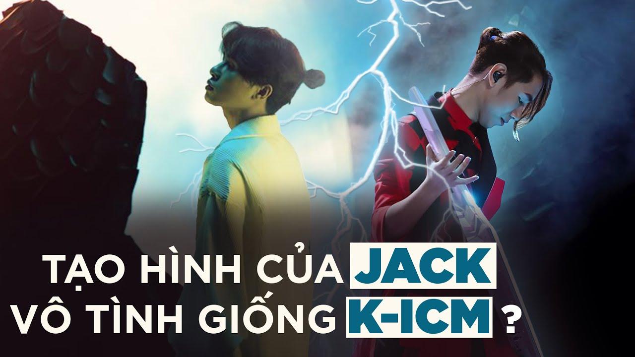 """Jack vừa tung teaser MV mới, sao tạo hình lại """" na ná"""" K-ICM thế này?  Gia Đình Việt"""