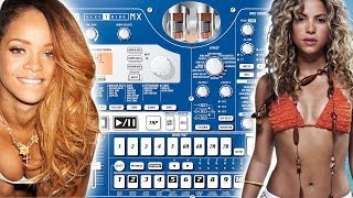 Shakira ft Rihanna - Can't Remember To Forget You Remix (KORG EMX version) Live Cover