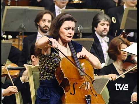 Dvořák Cello Concerto  Michaela Fukačová 1part