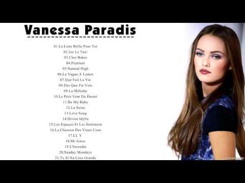Vanessa Paradis Greatest Hits Hot    Best Of Vanessa Paradis Songs Playlist [Nice Cover]